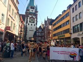 Der Freiburger CSD