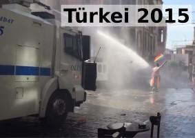 Solidarität mit den LSBTTIQ-Aktivist*innen in der Türkei