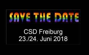 CSD 2018 @ Freiburg Innenstadt